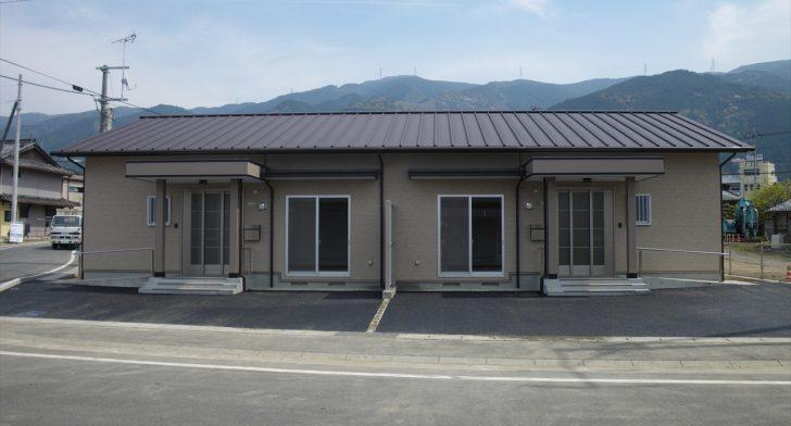 イメージ:江ノ元第2コミュニティ住宅新築
