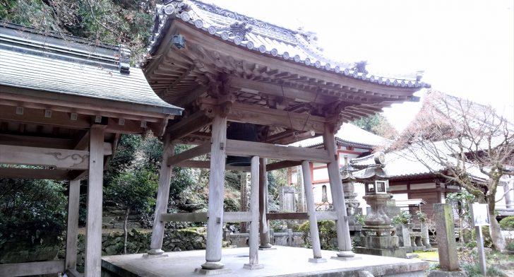 イメージ:新長谷寺鐘楼建立